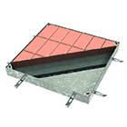 ACO Access Cover PAVING GS 80