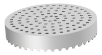ACO perforated grating