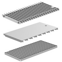 Gratings for ACO modular box channel 125