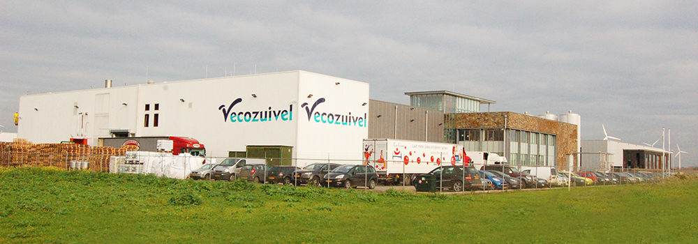 Veco Zuivel reference in Netherlands