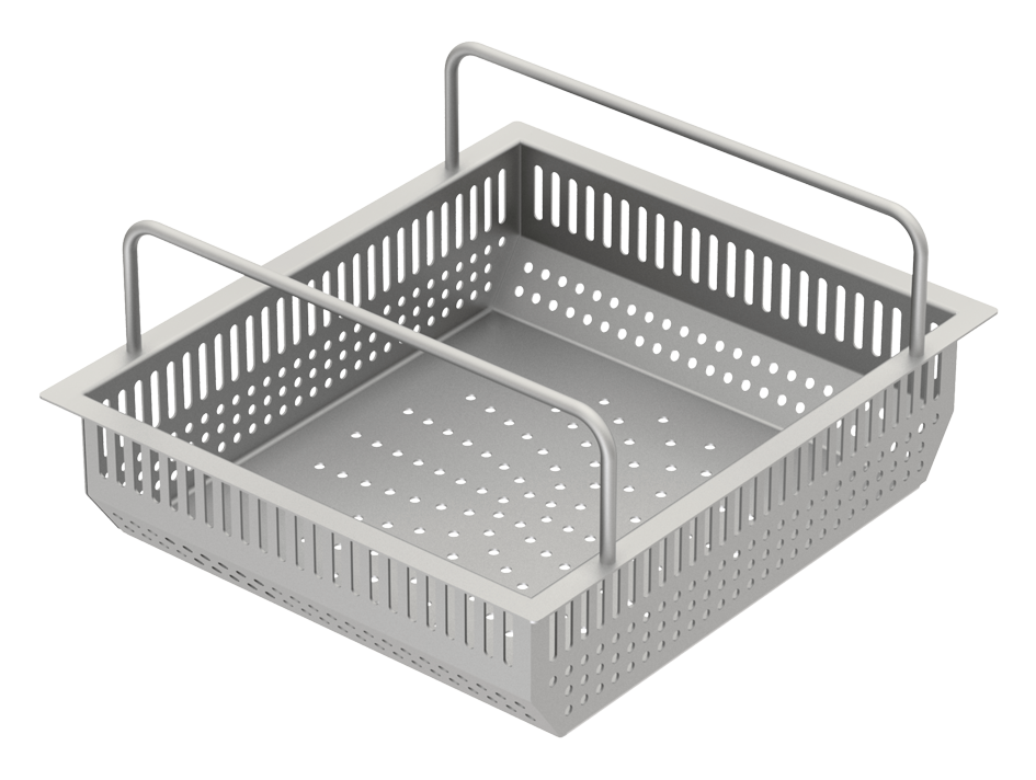 ACO waste collector basket - perforated